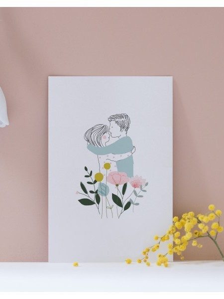 Carte-les-amoureux-The-Lovely-Things-Maison-Paon