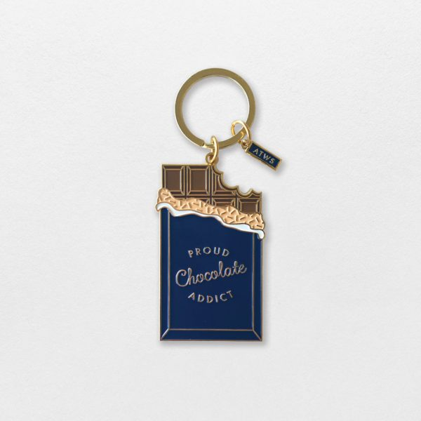 Porte-clés-Chocolat-All-the-ways-to-say-Maison-Paon