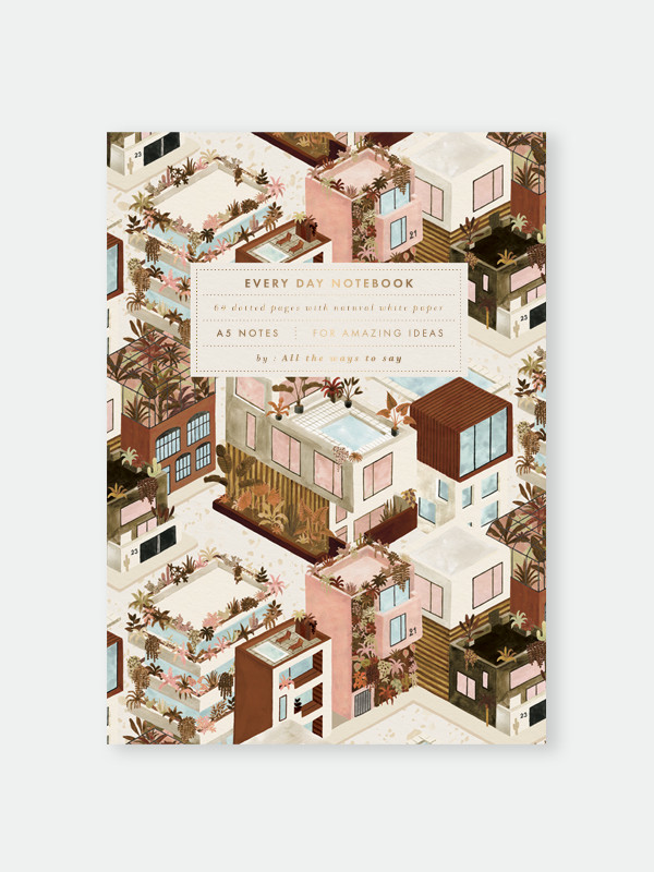 Carnet-city-terracota-All-the-ways-to-say-Maison-Paon